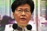 Akibat Aksi Demo di Hong Kong, RUU 'Pro China' Ditangguhkan