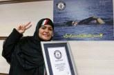 Perenang Wanita Muslim Pecahkan Rekor Dunia