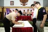 Gandeng KPK, Pendidikan Anti Korupsi Akan Diterapkan di Pramuka