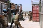 Foto TNI dan FCR Prancis Latihan Bersama di Lebanon