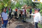 Kementerian PUPR Bantu Pembangunan Jalan Rabat Beton di Wonosobo
