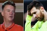 """Messi Penyebab Barcelona Gagal di UCL"""