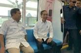 Pertemuan Jokowi dan Prabowo Tidak Bahas Habib Rizieq