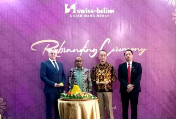 Swiss-Belhotel International Resmikan Swiss-Belinn Gajah Mada, Medan