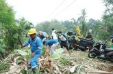 Pertamina dan Warga Tanjung Palas Gelar BBK