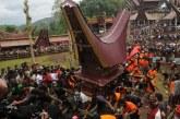 Upacara Melepas Usia di Tana Toraja