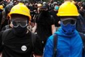 Demo di Hong Kong Tuntut Reformasi dan Kebebasan Bicara!