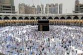 52.065 Jemaah Haji Indonesia Tiba di Mekkah