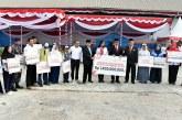 HUT Ke-74 RI, IPC Perbaiki Rumah Pahlawan
