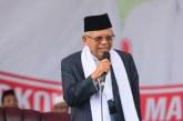 Ma'ruf Amin Bicara Soal Papua