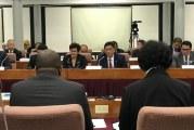 FOTO Delegasi DPR RI Gelar Pertemuan dengan Ketua Parlemen Republik Suriname