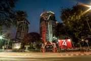 FOTO Pernak-pernik Bernuansa Indonesia Memperindah Gedung Sapta Pesona