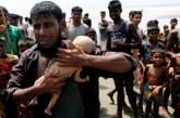 Ratusan Ribu Muslim Ogah Pulang Takut Dibantai Rezim Myanmar