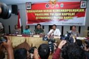 FOTO Panglima TNI Kunjungan Kerja ke Manokwari