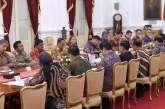 Genjot Nilai Ekspor Tekstil, Jokowi Minta Masukan API