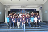 Peduli Bahaya Narkoba, 30 Pelajar Santa Laurensia School Kunjungi Kantor BNN