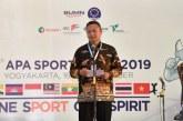 9 Negara Perkuat Hubungan Bisnis Lalui 13th APA Sports Meet 2019