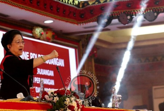 Megawati Sang Superstar