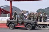TNI Kerahkan 8.526 Personel Amankan Pelantikan Presiden dan Wapres RI
