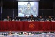 Panglima TNI Pimpin TFG HUT ke-74 TNI