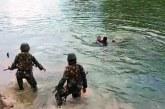 Aksi Heroik Prajurit Kostrad Selamatkan Anak Tenggelam