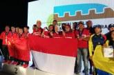 Bersaing dengan 123 Negara, Timnas Paralayang Sukses Jadi Juara Dunia