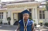 M Rizki Fadillah Peraih IPK Tertinggi pada Wisuda ITB Oktober 2019