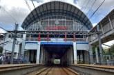 Pelantikan Presiden, Stasiun Palmerah Tak Beroperasi