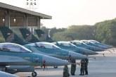 TNI AU Kerahkan F16 Amankan Pelantikan Presiden