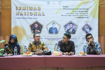 Program 'LPDB Goes To Campus' Gaet Generasi Milenial