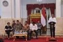 Jokowi Sebut Kabinet Baru Banyak Diisi Wajah-wajah Baru
