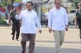 Giliran Prabowo Sambangi Istana