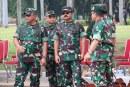 Panglima TNI Tinjau Simulasi Pengamanan Pelantikan Presiden dan Wapres di Monas