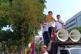 KMPI Serahkan Kotak Hitam Sabuk Nusantara ke Jokowi
