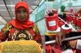 Pertamina Tingkatkan Kesejahteraan Kaum Ibu di Makassar Melalui Hidroponik dan Bank Sampah