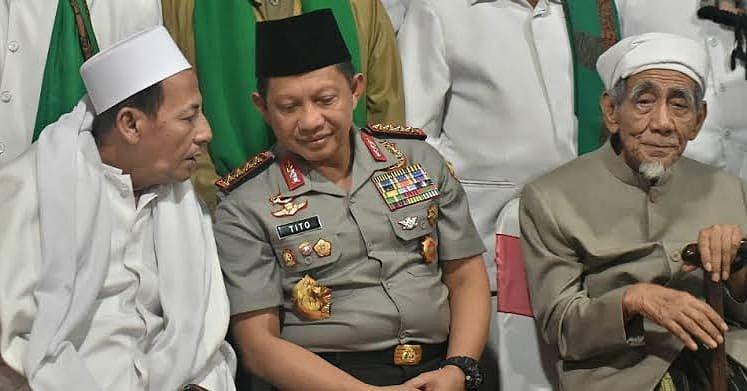 Tito Karnavian Polisi Cerdas yang Dipercaya Jadi Mendagri