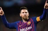 Messi Cetak Rekor 100 Gol Dari Luar Kotak Penalti