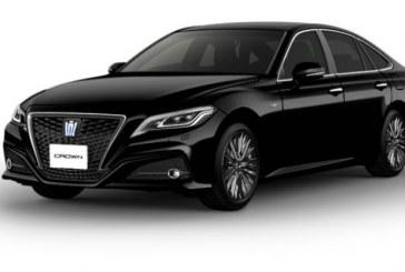 Toyota Crown 2.5 HV G-Executive Hybrid Tunggangan Menteri Kabinet Jokowi