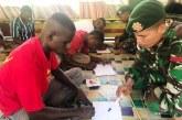 Kostrad Tempa 9 Pemuda Suku di Papua Jadi Prajurit TNI