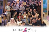 Berkolaborasi dengan Generasi Muda, THE 1O1 Jakarta Sedayu Darmawangsa Gelar Pameran Seni