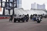Pengamanan Jelang Pelantikan Presiden dan Wapres RI
