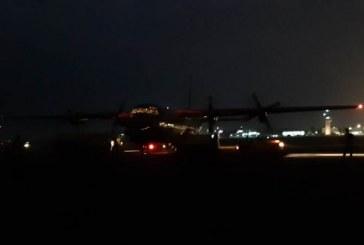 Tiga Pesawat TNI Berhasil Bikin Hujan Buatan Atasi Kebakaran Hutan