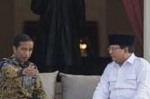 Di Depan Jokowi, Prabowo Nyatakan Siap Bergabung dengan Pemerintah