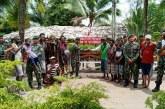 Kostrad Dirikan Rumah Tempe Untuk Warga Papua