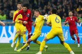 Diperkuat Ronaldo, Portugal Dibantai Ukraina