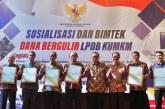 LPDB Jalin Kerja Sama Dengan Perguruan Tinggi dan PLUT-KUMKM