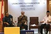 Peluncuran TUJF Crisis Centre Radikalisme & Intoleransi Diramaikan dengan Dialog Kebangsaan