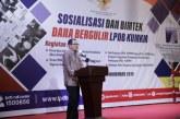 UKM Orientasi Ekspor Mitra LPDB Dapat Penghargaan Pemerintah