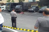 Enam Korban Terluka dalam Insiden Bom Bunuh Diri di Medan