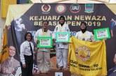 Membanggakan! Personel Bakamla Raih Medali Emas Kejuaraan Ju-Jitsu Newaza Bekasi Open 2019